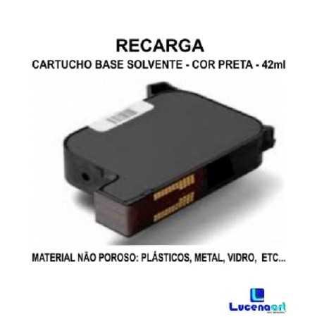 Recarga de Cartucho para Datador Inkjet